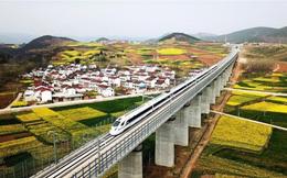 Trung Quốc đầu tư kỷ lục cho hệ thống đường cao tốc