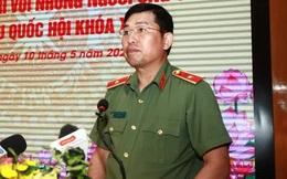 Giám đốc Công an Hải Phòng nói gì về việc tố cáo của nguyên thiếu tá Trịnh Văn Khoa?