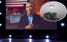 Cựu Tổng thống Obama nói gì về các vụ xuất hiện UFO bí ẩn tại Mỹ?