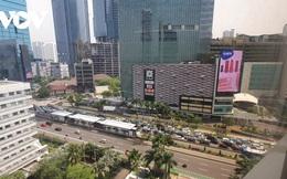 Thủ đô Jakarta của Indonesia đứng đầu thế giới về hiểm họa môi trường