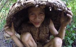 """""""Người rừng"""" từng gây """"sốt"""" trên thế giới Hồ Văn Lang mắc bệnh ung thư, gia đình không có tiền chữa trị phải đưa về"""