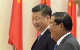"""Bắc Kinh tán thưởng phát ngôn """"không dựa vào Trung Quốc thì dựa vào ai"""" của Thủ tướng Hun Sen"""