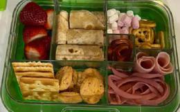 Mẹ dành hết tâm tư chuẩn bị cơm trưa cho con, nhưng góp ý của giáo viên khiến người mẹ cảm thấy bị xúc phạm ghê gớm
