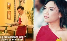 Quách Tuấn Du phải làm phục vụ bàn cho Mỹ Tâm: Tôi xấu hổ trước Mỹ Tâm, gục mặt xuống