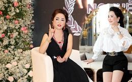 Sở thích ăn mặc gợi cảm ở tuổi 50 của đại gia Nguyễn Phương Hằng
