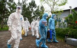 Hà Nội: Có thêm 2 trường hợp F1 dương tính với SARS-CoV-2