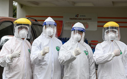 Hà Nội: 1 nam sinh nghi ngờ nhiễm SARS-CoV-2 sống tại chung cư Park 11, Times City