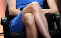 Tại sao ngồi vắt chéo chân lại nguy hiểm?