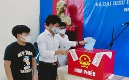 Xuân Bắc, Huyền My và dàn sao Việt nô nức đi bầu cử