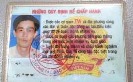 """Người đàn ông dùng """"thẻ công vụ đặc biệt"""" giả để tiếp cận 5 người Trung Quốc đang bị cách ly"""