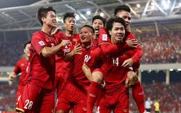 Hỏa lực đa dạng của đội tuyển Việt Nam