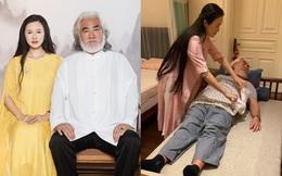 Sao Thiên Long Bát Bộ: 70 tuổi lấy người đẹp đáng tuổi con, bị chê cười vì để vợ phục vụ như thê thiếp