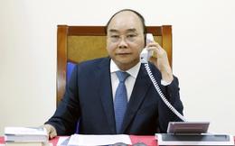 Chủ tịch nước Nguyễn Xuân Phúc điện đàm, mời ông Tập Cận Bình và lãnh đạo Trung Quốc thăm VN