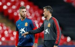 Tâm thư xúc động của Ramos khi bị loại khỏi ĐT Tây Ban Nha