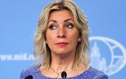 """""""Mỹ cũng từng làm thế"""": Phát ngôn viên BNG Nga """"sốc"""" khi vụ Belarus chặn máy bay rúng động phương Tây"""