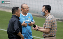 NÓNG: Thầy Park chốt danh sách ĐT Việt Nam, Văn Hậu có tên, sao trẻ U22 bất ngờ được gọi