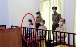 """Hình ảnh đầu tiên của bà Aung San Suu Kyi sau chính biến khiến người Myanmar thốt lên: """"Trái tim tôi tan nát!"""""""