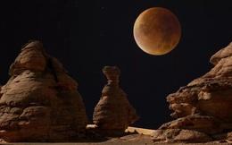 Siêu trăng xuất hiện vào tối nay, tại sao mặt trăng chuyển sang màu đỏ?