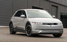 Thêm một mẫu ô tô điện hàng hot Hyundai Ioniq5 2022 sắp bán tại Mỹ