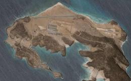 Căn cứ quân sự bí ẩn mọc giữa hòn đảo núi lửa ngoài khơi Yemen