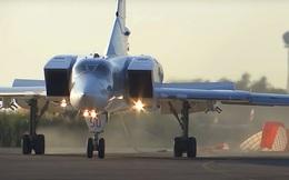 """Nga ra đòn chiến lược, tung siêu máy bay ném bom """"dằn mặt"""" Mỹ - NATO: Quyết bá chủ Địa Trung Hải!"""