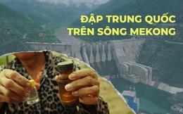 Vàng trên sông Mekong biến mất do đập Trung Quốc ở thượng nguồn?
