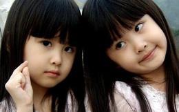 Cặp chị em sinh đôi thiên thần được mệnh danh ''đẹp nhất Đài Loan'' gây ngỡ ngàng với diện mạo ở tuổi thiếu nữ sau 16 năm