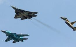 """Nga ồ ạt nã 70 cuộc không kích, IS """"ăn mưa đạn"""" ở Syria"""