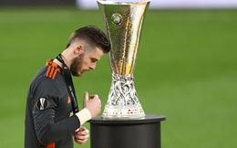 """De Gea biến thành """"tội đồ"""" trong loạt 11m không tưởng, Man United đánh rơi chức vô địch Europa League"""