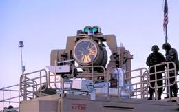 """""""Bảo bối"""" hoàn hảo bổ sung cho hệ thống phòng thủ tên lửa Vòm Sắt Israel"""