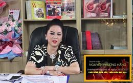 """Vì sao livestream của bà Nguyễn Phương Hằng - vợ ông Dũng lò vôi ngày càng """"nóng""""?"""