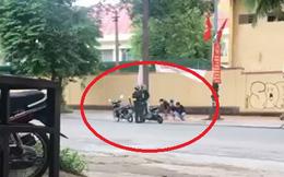 3 cậu nhóc bị CSCĐ phạt giữa đường, người dân liền lấy điện thoại quay rồi tung lên MXH