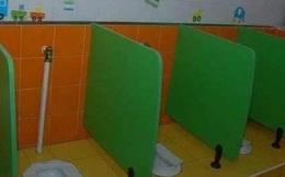 Con gái đi học về là chạy thẳng vào toilet, người mẹ tới trường phát hiện ra sự thật bắt nguồn từ 1 bé trai