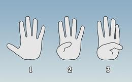 Chỉ mất 2 giây kiểm tra ngón tay cái giống như hình, bạn có thể biết mình đang mang 'sát thủ thầm lặng' này trong người hay không
