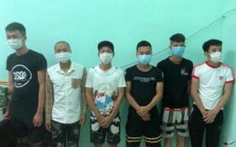 6 thanh niên Bắc Giang bị phạt 102 triệu vì tụ tập ăn uống rồi bỏ chạy tán loạn khi thấy công an