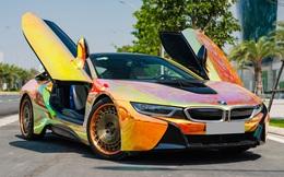 Con cưng 7 tỷ một thời của các đại gia Việt BMW i8 giảm giá gần một nửa