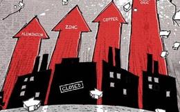 Trung Quốc giữa bão giá nguyên liệu: Càng làm càng lỗ