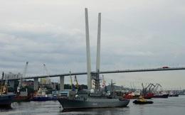 Báo Mỹ: Tàu giám sát của Hải quân Nga lặng lẽ hoạt động ngoài khơi Hawaii