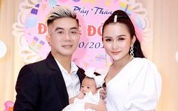 Vợ Khánh Đơn: Tôi giận chồng vì nghĩ tại sinh con cho anh nên người tôi mới xấu