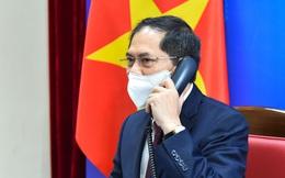 Mỹ sẽ hỗ trợ Việt Nam tiếp cận 80 triệu liều vaccine Covid-19