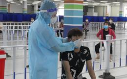 Bắc Giang: Phát hiện 98 ca dương tính SARS-CoV-2 qua test nhanh hơn 6.700 mẫu trong 1 ngày
