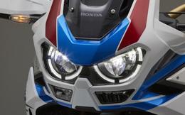 """Xe máy Honda """"chiến binh đường trường"""", bình xăng 24,8 lít chính thức lộ diện"""