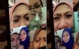 Nỗi đau tận cùng trong đại dịch: Gọi video cho mẹ đang điều trị Covid-19, các con khóc ngất chứng kiến khoảnh khắc bà ra đi qua điện thoại