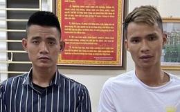 Bắt hai đối tượng gây ra nhiều vụ cướp giật điện thoại tại Hà Nội