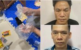 Triệt phá đường dây dùng taxi bán lẻ ma túy tại Hà Nội