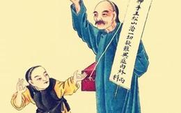 Bi hài truyện nổi tiếng nhất thời Càn Long: Xu nịnh hoàng đế đến mức rơi cả đầu