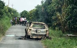 Vụ bộ xương người trong chiếc taxi cháy rụi ở An Giang: Đại tá Đinh Văn Nơi nói gì?