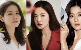 """Song Hye Kyo bị đánh giá là sao hạng B Kbiz, nhưng hoá ra cát xê lại vượt mặt """"Mợ chảnh"""" lẫn """"tình địch"""" Son Ye Jin?"""