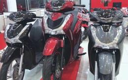 Giá Honda SH và Honda Vision bất ngờ giảm mạnh, mua ở đâu?