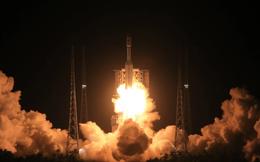 Trung Quốc phóng tàu vũ trụ chở hàng Thiên Chu-2